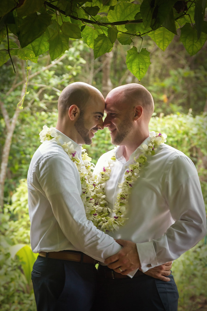 Best Gay Wedding At Blue Osa