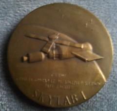 Skylab I medal