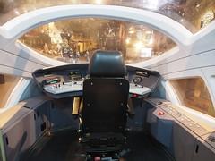 Siemens High Speed Train mock-up 5