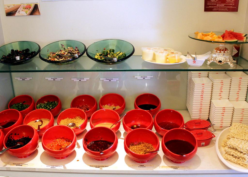Fu Lin Men Dou Lao: Appetizer Counter