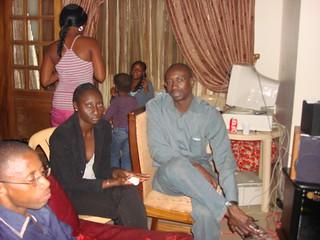 DAKAR-SENEGAL AG 2009