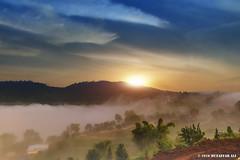 Phu Tub Boek sunset