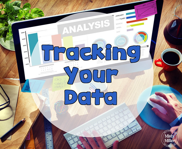 track your data