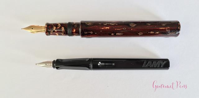 Review Manu Propria Bô Medium Sakuragawa Fountain Pen (8)