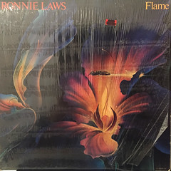 RONNIE LAWS:FLAME(JACKET A)