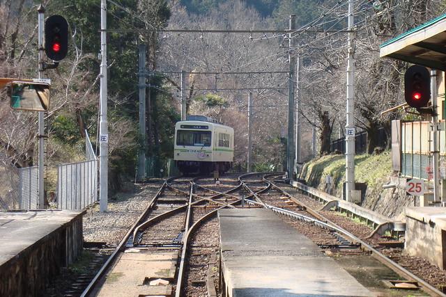 2016/01 叡山電車×NEW GAME! ラッピング車両 #50