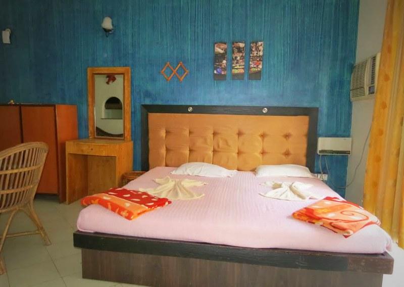 1BHK Serviced Apartment in Calangute Near Beach