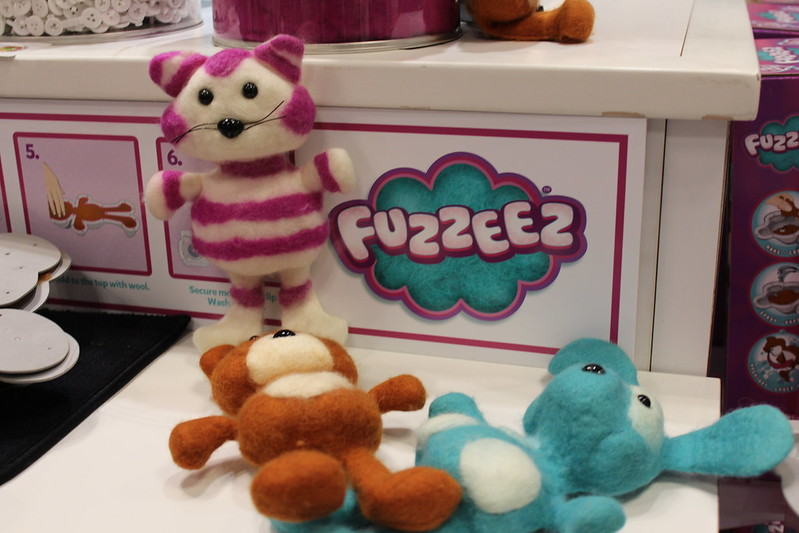 NYTF16: Fuzzeez by The Orb Factory