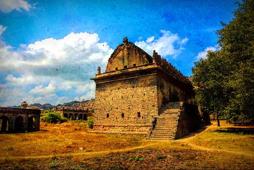 nikon nikond810 nikkor2470mmlens india southindia gingee gingeefort tamilnadu 2016 february2016 landscape history architecture rajagirifort rvkphotographycom rvkphotography rvkonlinecom