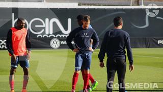 Valencia Mestalla CF - UE Olot. David Avila