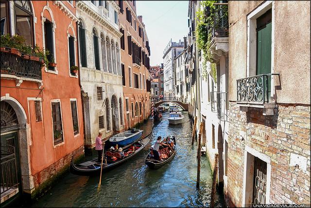 Venecia canal