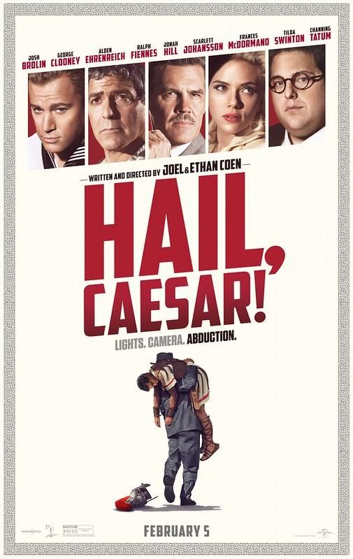 Hail Caesar - Poster 1
