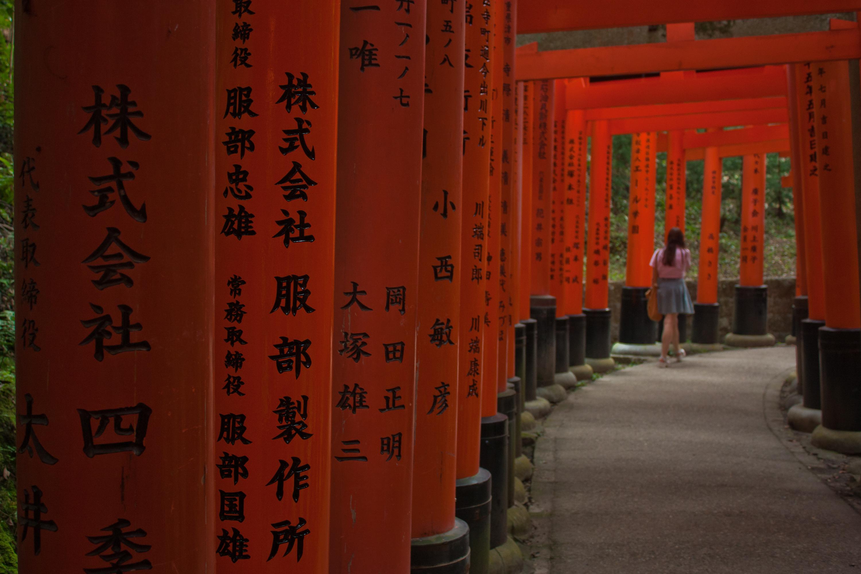 Kyoto, Japan, Travel, Bramble and Thorn