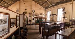 Railway Museum Pano