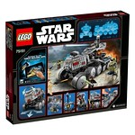LEGO Star Wars 75151 Clone Turbo Tank back