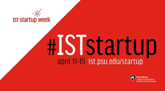 IST Startup Week - April 11 - 15, 2016