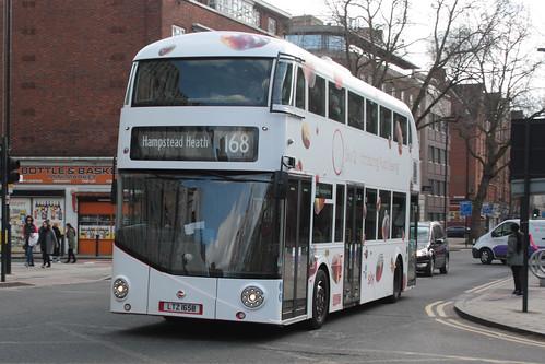 Metroline LT658