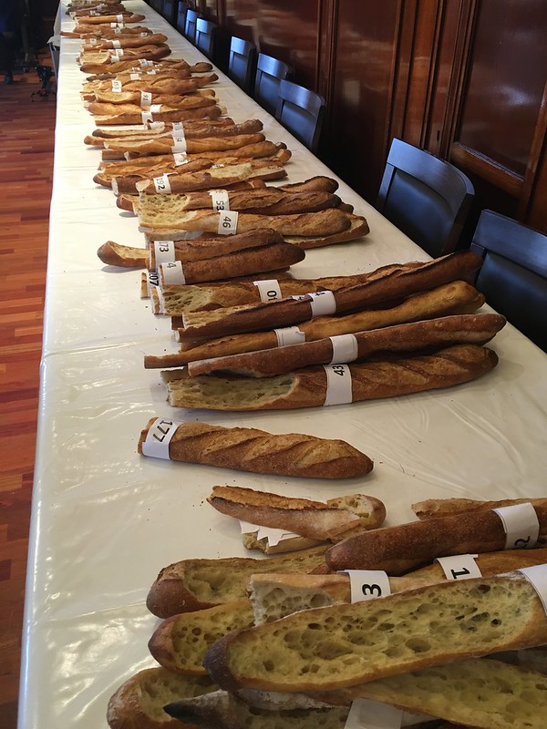 Best Baguette in Paris Competition 2016