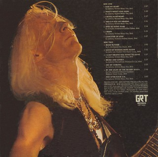 The Johnny Winter Story LP