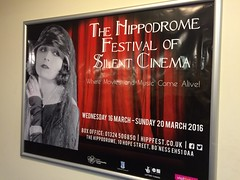 Hippodrome Festival of Silent Cinema in Bo'ness