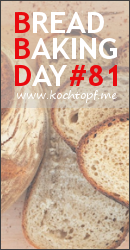 Bread Baking Day #81 (last day of submission April 1st, 2016)