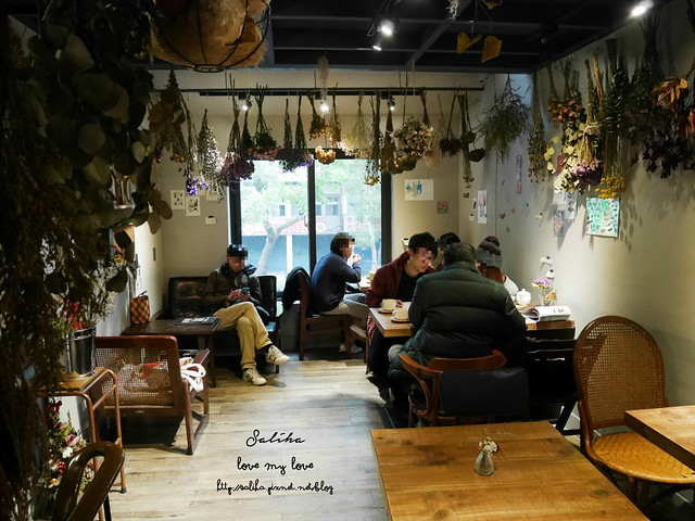 台北古亭下午茶咖啡廳推薦花疫室 (38)