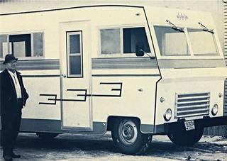 1967 Triple E Caravan Prototype