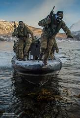 539 Assault Squadron performing a beach assault