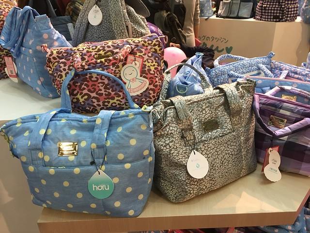 好想買小晴天的deluxe travel包!@2016台北國際嬰兒與孕媽咪用品展