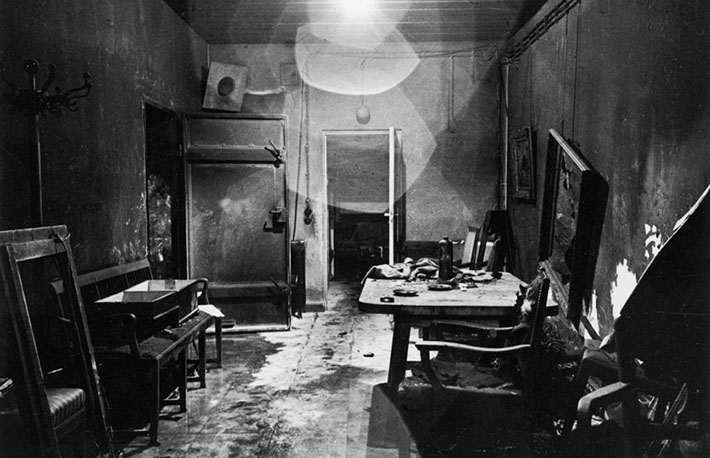 獨裁者之葬身地 希特勒的地下室3