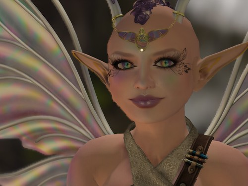 Serenity: Lavender Smile