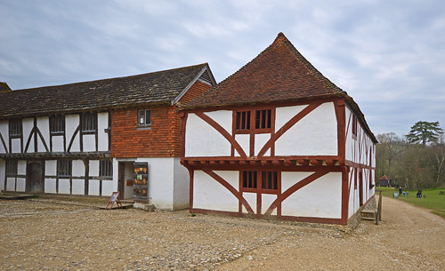 Weald and Downland Hall and Medieval House