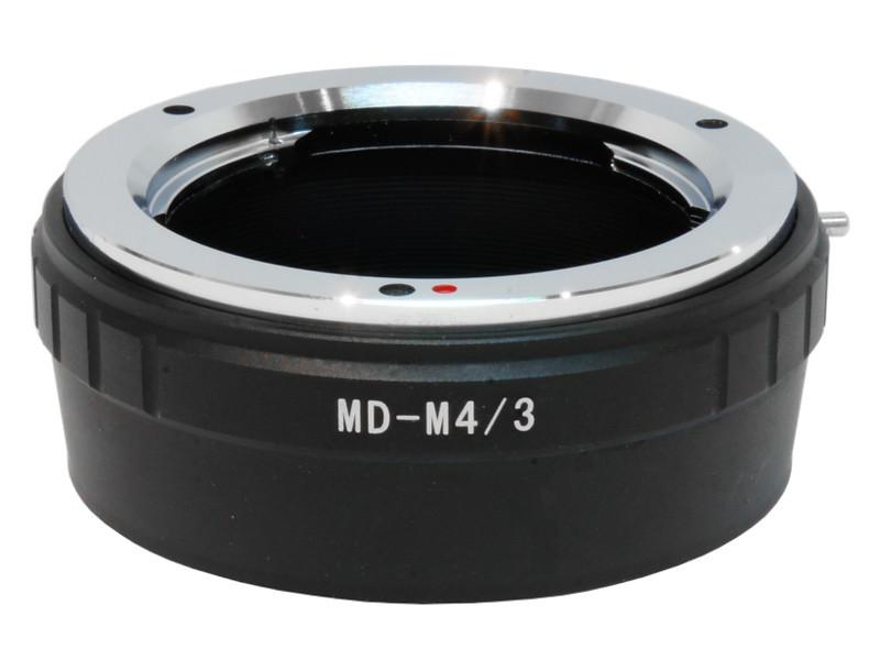 lens mount adapter md-m4/3 minolta md mc olympus panasonic mft m4/3 micro four third 4/3 camera