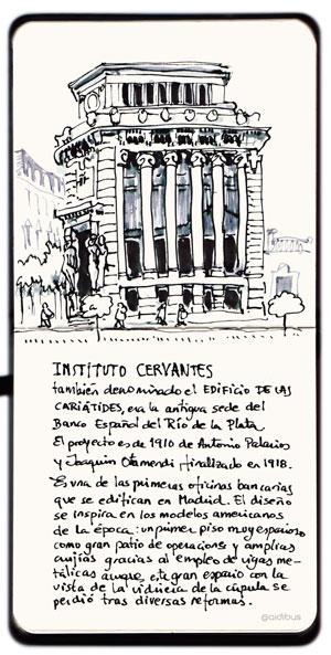 edificioCariatides