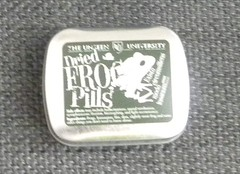 Dried Frog Pills