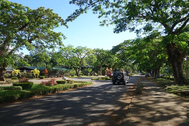 Lower campus
