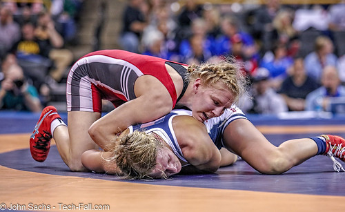 2016 Olympic Trials Women Freestyle