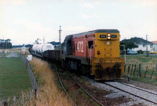 DA 472 12/02/1987 Eltham, NZ
