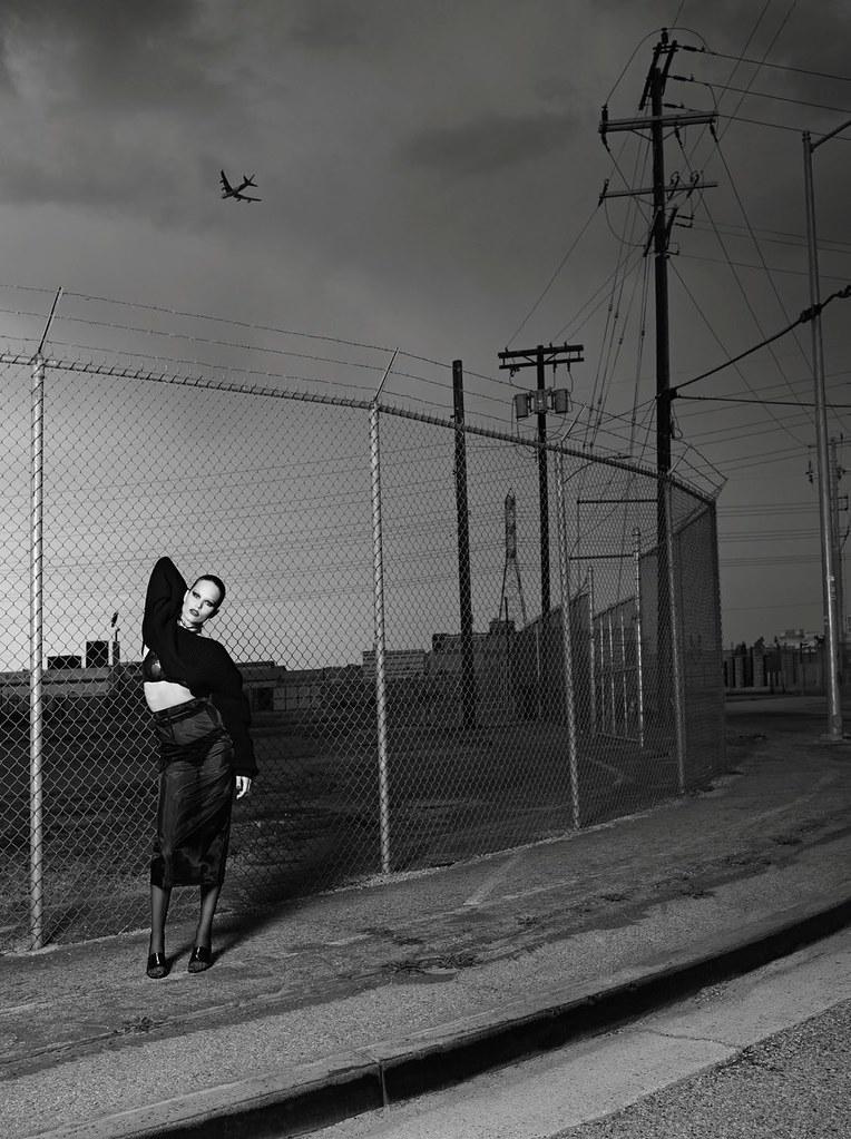 Анна Эверс — Фотосессия для «Vogue» FR 2016 – 5