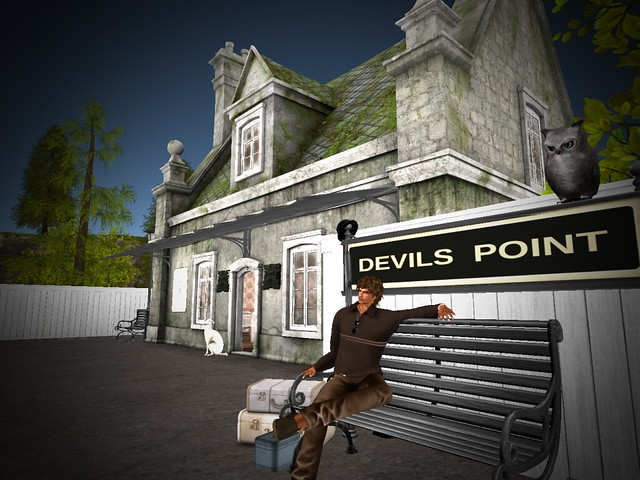 Devil's Point - Down At The Station