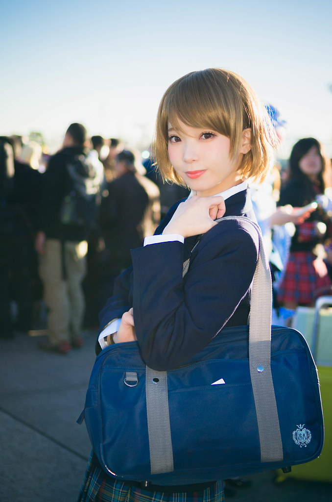 C89 Cosplayer's Photo
