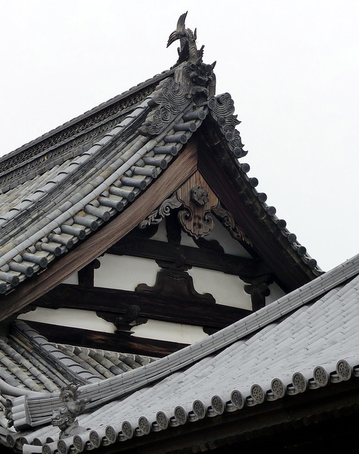 Stunning roof - Achi Shrine