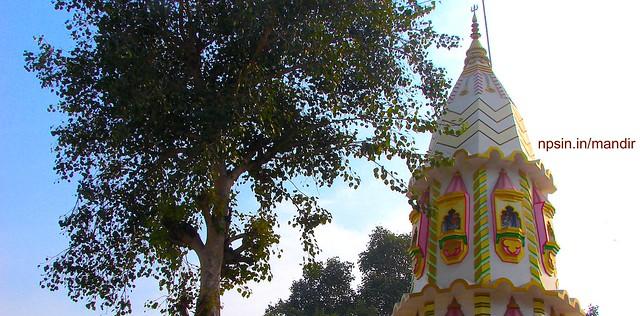 श्री दूधिया बाबा भैरव नाथ जी पांडवों कालीन मंदिर (Shri Dudhiya Baba Bhairav Nath Ji Pandvon Kalin Mandir) - Puran Kila, Near Pragati Maidan, New Delhi - 110002