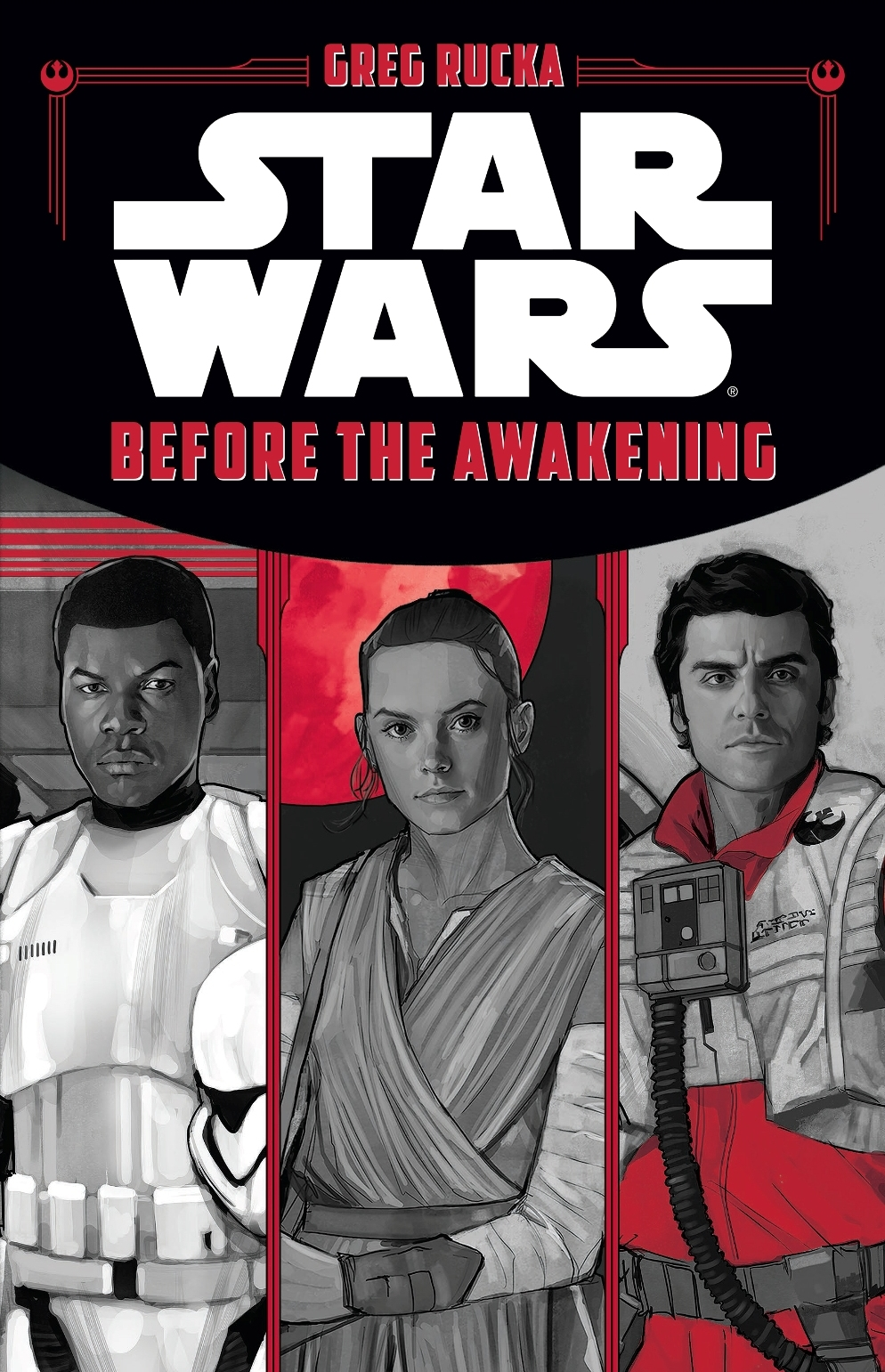 'Before the Awakening' by Greg Rucka (reviewed by Skuldren)