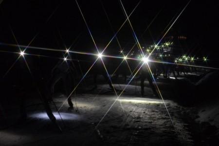 Náhradní termín pro Night Light Marathon: 16. leden 2016