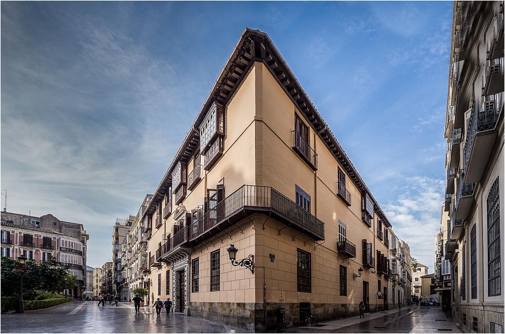 A corner in Malaga