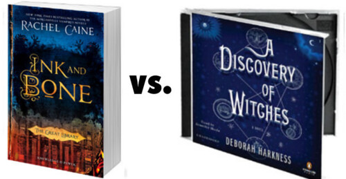 InkandBone vs DiscoveryofWitches