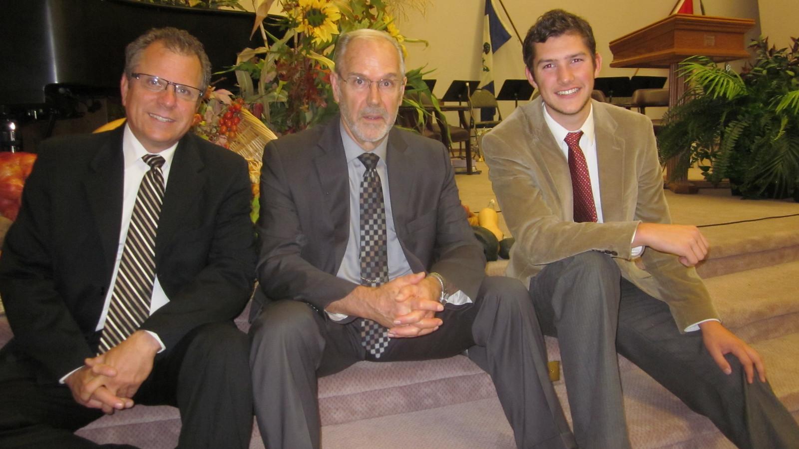 2013 Rutland Pastor Appreciation