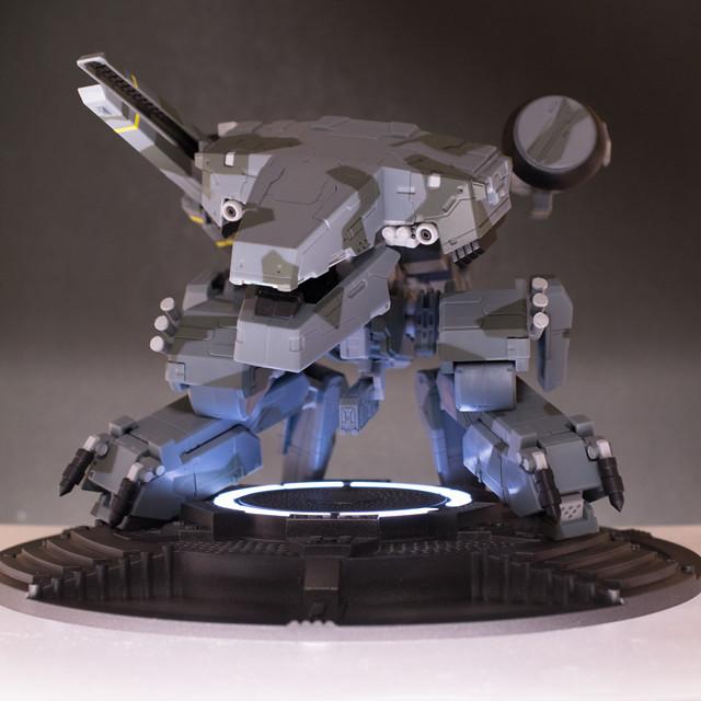 レビュー メガハウス D-SPEC 核搭載二足歩行戦車 メタルギアREX