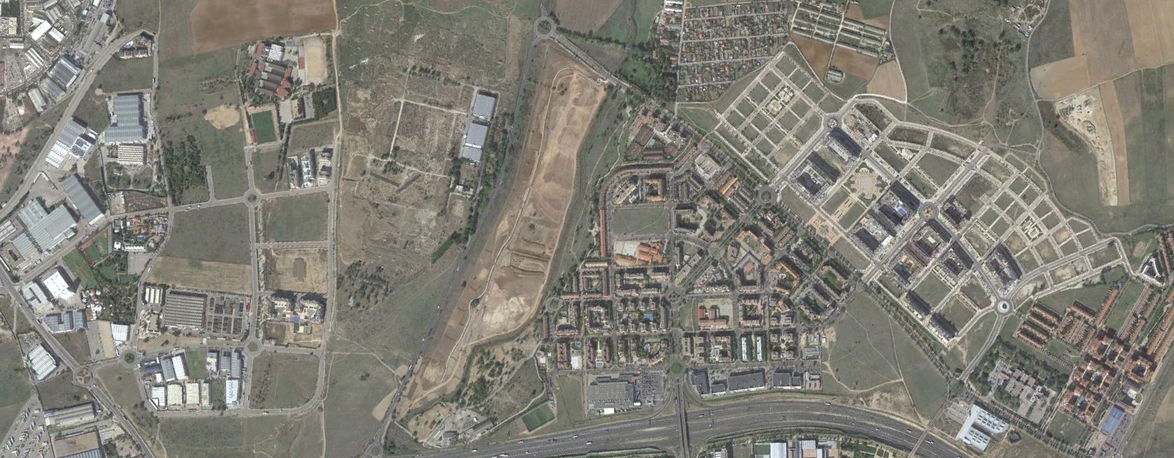 alcalá de henares, madrid, quien tiene un tío tiene un tesoro, después, urbanismo, planeamiento, urbano, desastre, urbanístico, construcción, rotondas, carretera